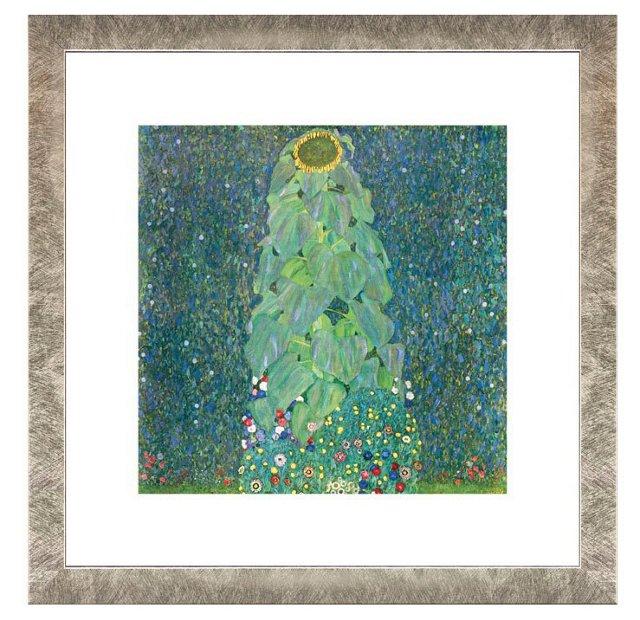 Gustav Klimt, The Sunflower