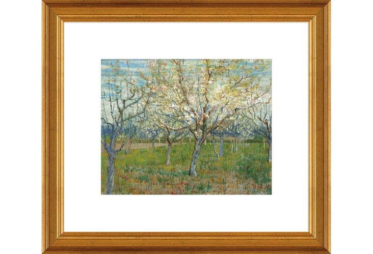 Vincent van Gogh, The Pink Orchard 1888