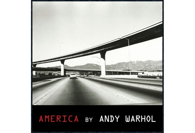Andy Warhol, Cars on the Highway