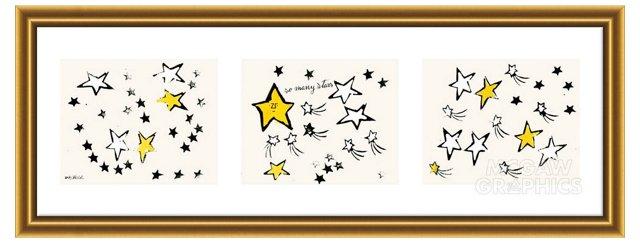 Andy Warhol, So Many Stars, 1958