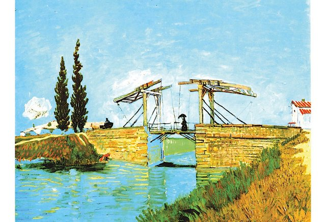 Vincent van Gogh, Bridge
