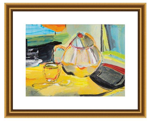 Joan Davis, Tea Tray