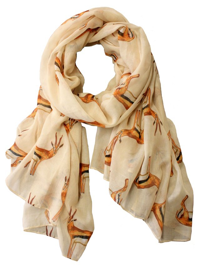 Antelopes Scarf, Natural