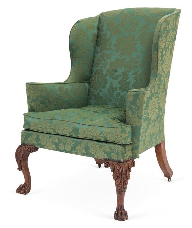 George III Reading Chair