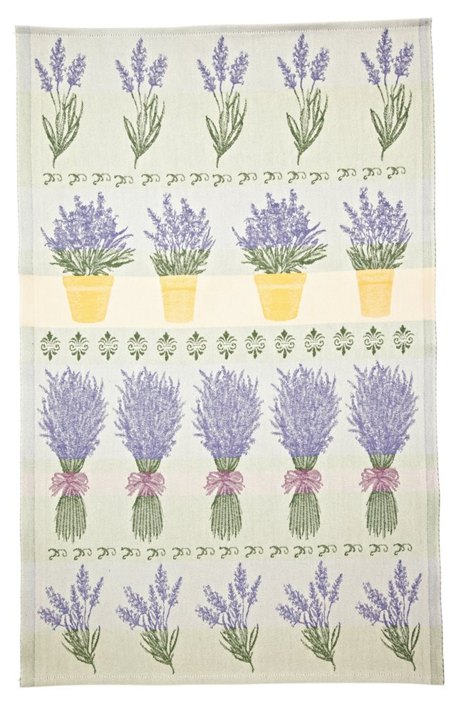 Swedish Lavender Tea Towel