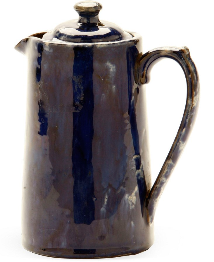 Decorative Ceramic Coffeepot