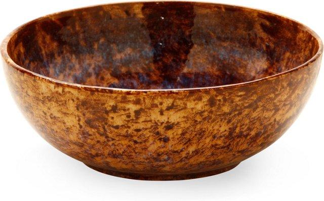 1970s Lusterware Bowl