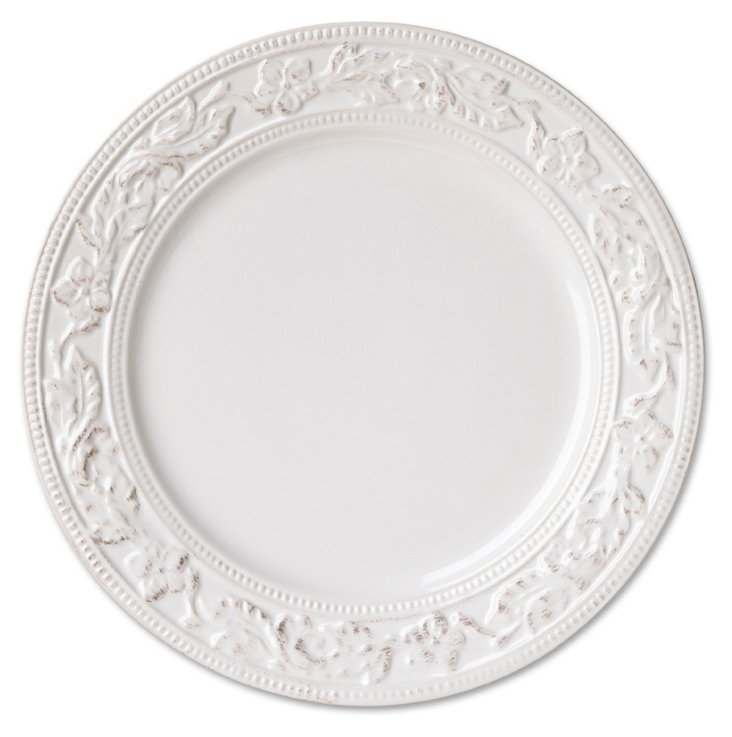 S/4 Country Round Salad Plates