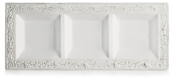 3-Section Country Tray