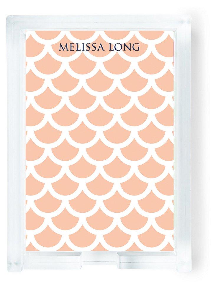 Custom Nemo 4x6 Notes, Tangerine