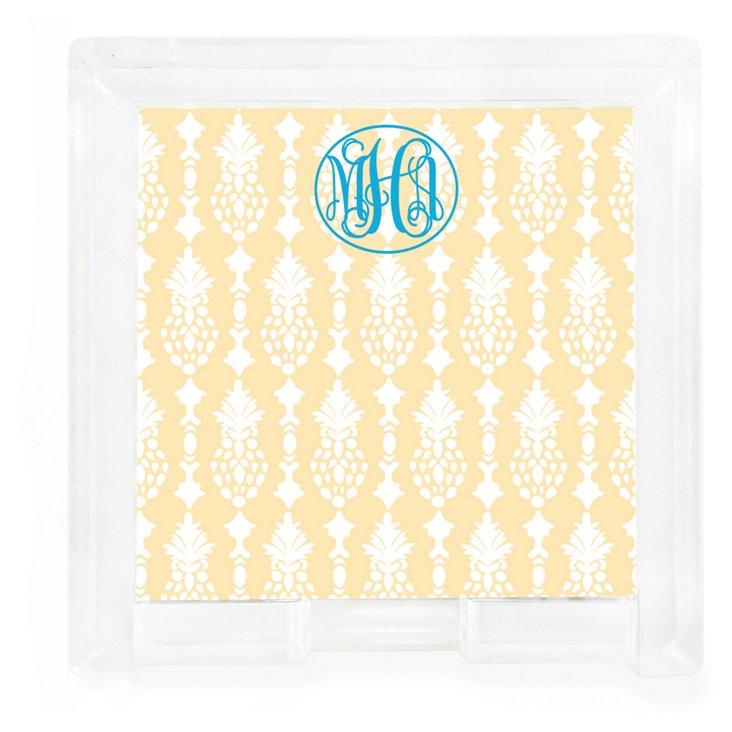 Custom Mira Petit Luxe Notes, Yellow