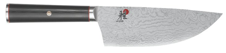 """Kaizen Wide Chef's Knife, 6"""""""