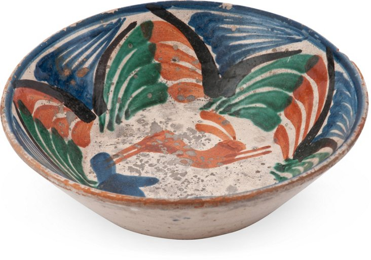 Vintage Mexican Bowl