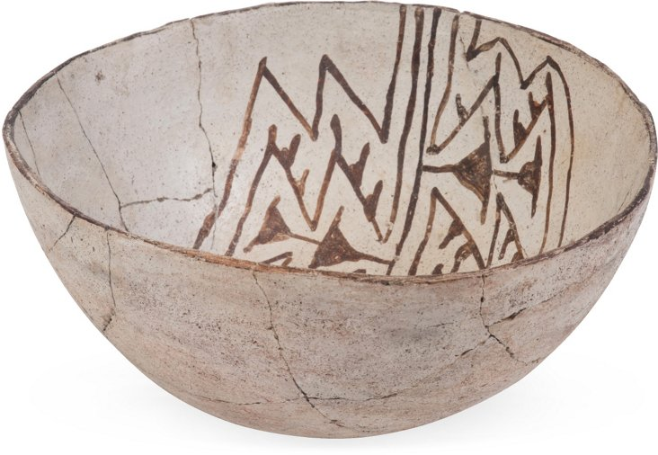 Ancient Southwest Ritual Bowl