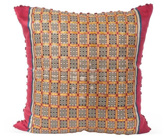 Antique Moroccan Pillow III