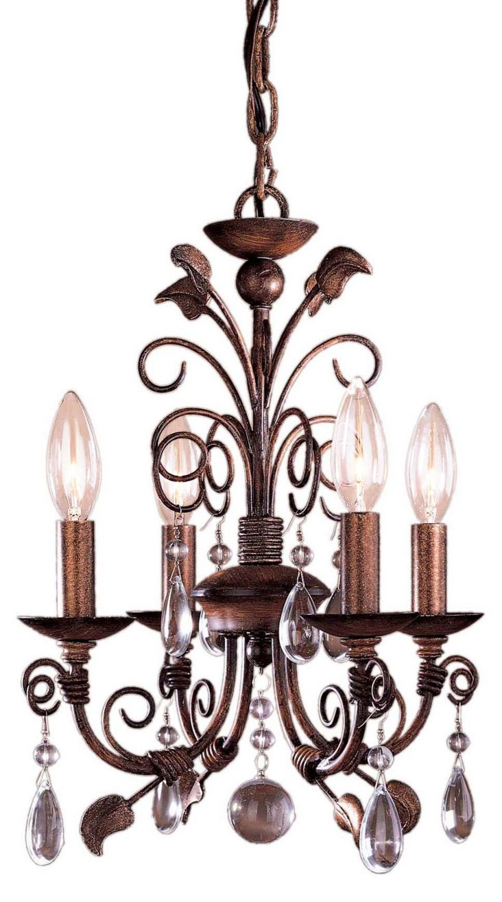 Belcaro 4-Light Mini Chandelier