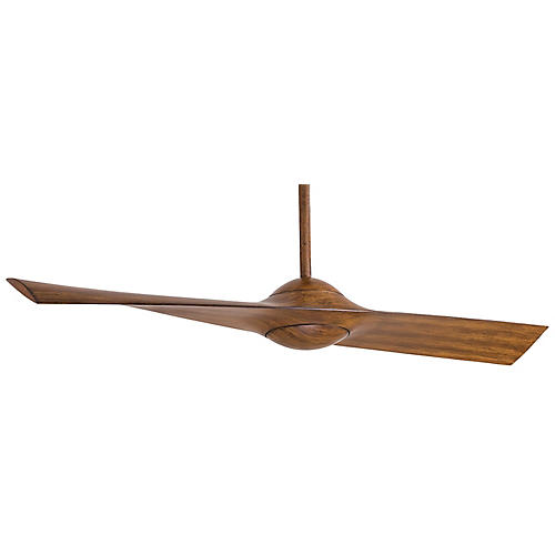 Aire Wing Ceiling Fan, Koa