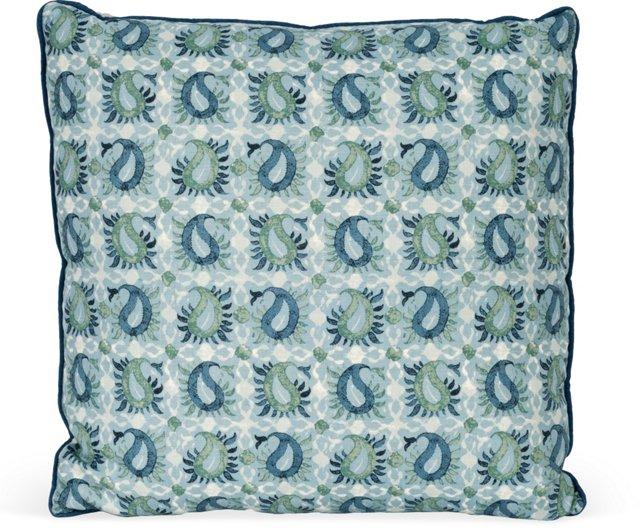 MLB Agra Pillow, Indian Ocean I