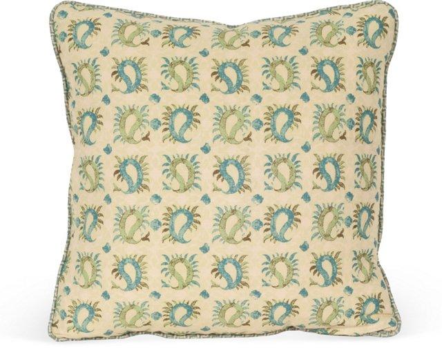 MLB Agra Pillow, Papua