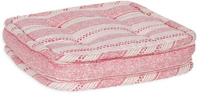 MLB Eros Stripe Cushion, Tourmaline
