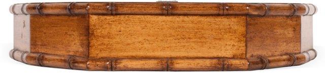 Faux-Bamboo Cupola