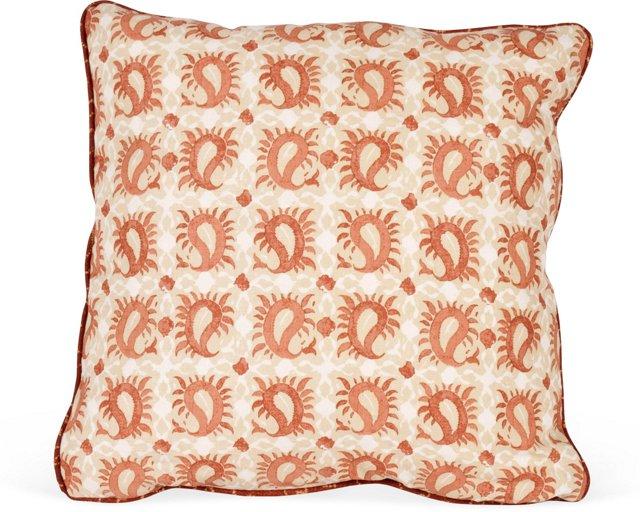 MLB Agra Pillow, Paprika