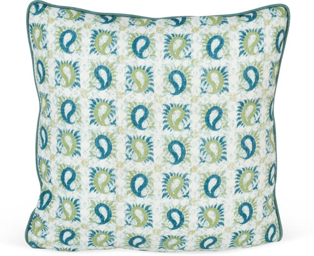 MLB Agra Pillow, Pacific