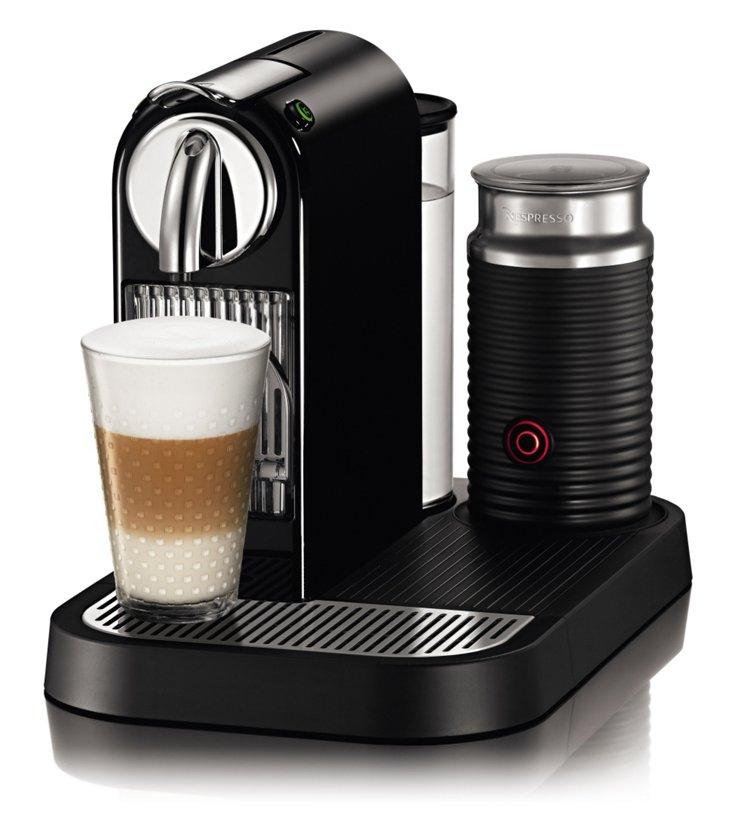 Citiz Espresso Maker w/ Frother
