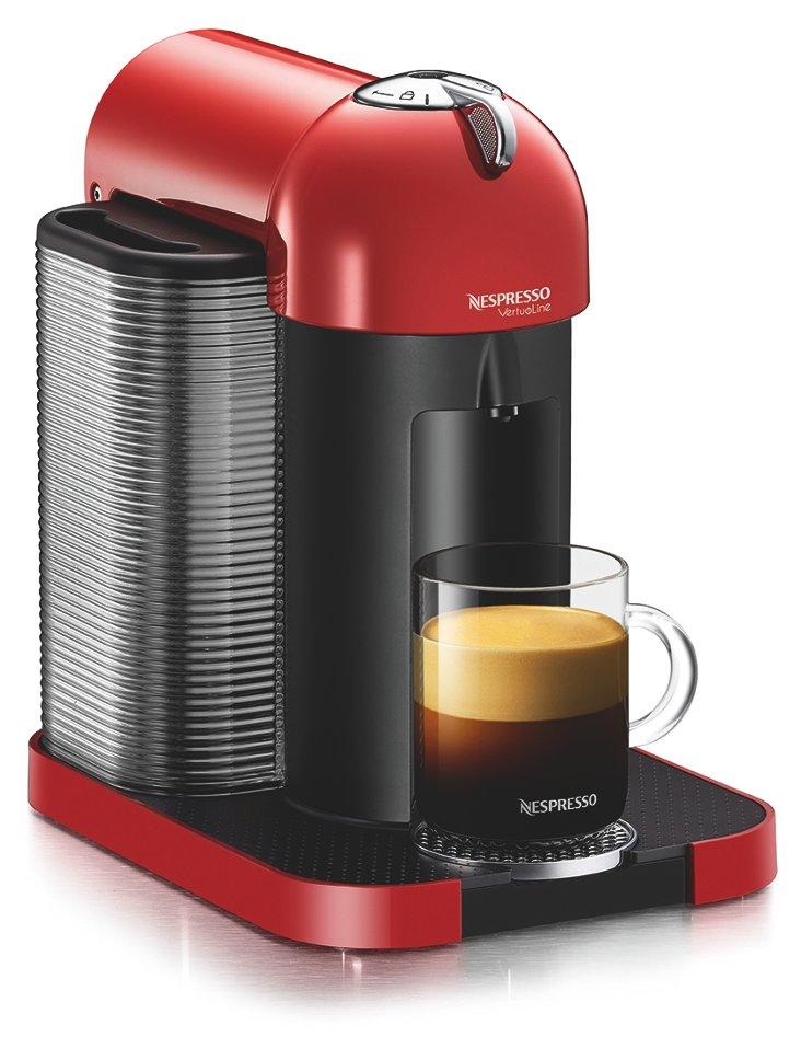 VertuoLine Espresso Maker, Red