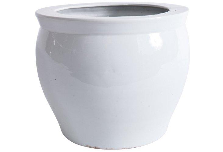 Large Blanc de Chine Jardinière
