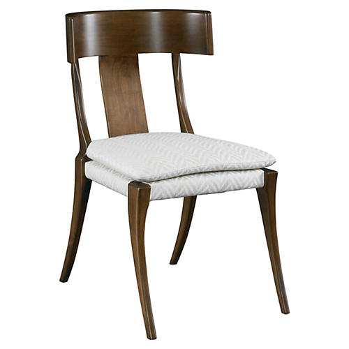 Gibby Side Chair, Beige