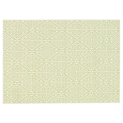 Pori Outdoor Rug, Green