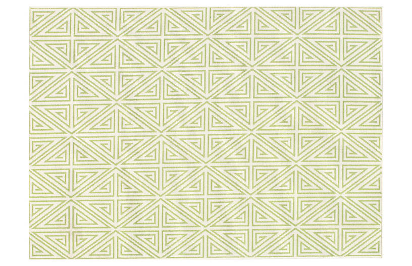 Pori Outdoor Rug Green Outdoor Rugs Rugs One Kings Lane
