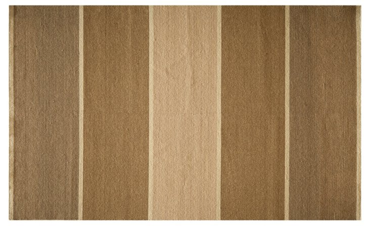 Phoenix Flat-Weave Rug, Taupe