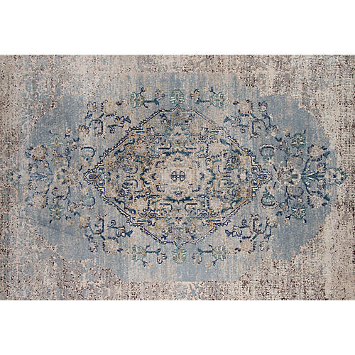 Susan Rug, Light Blue