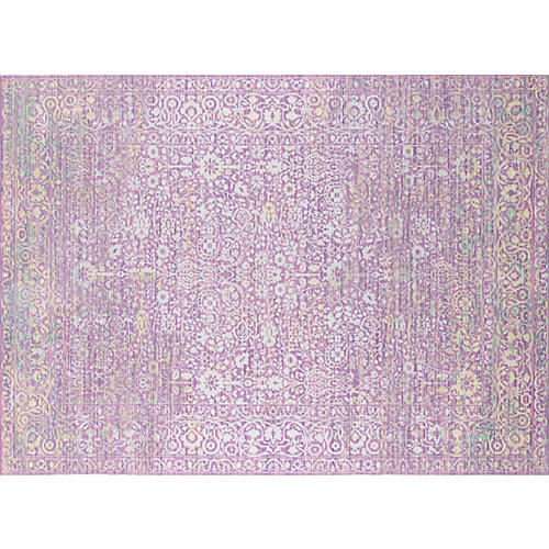 Zan Rug, Lavender