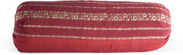 Sari Durbar Pillow VIII
