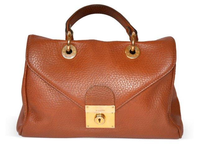 Vintage Jil Sander Bag, Camel