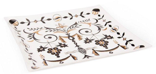 Midcentury Ceramic Tray