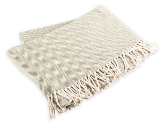 Sferra Throw Blanket