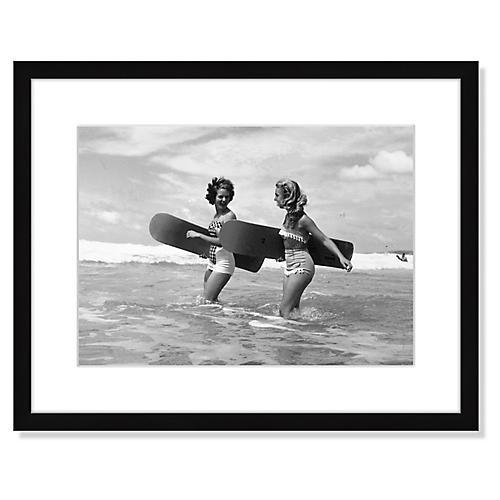 Surf-Rider, John Chillingworth