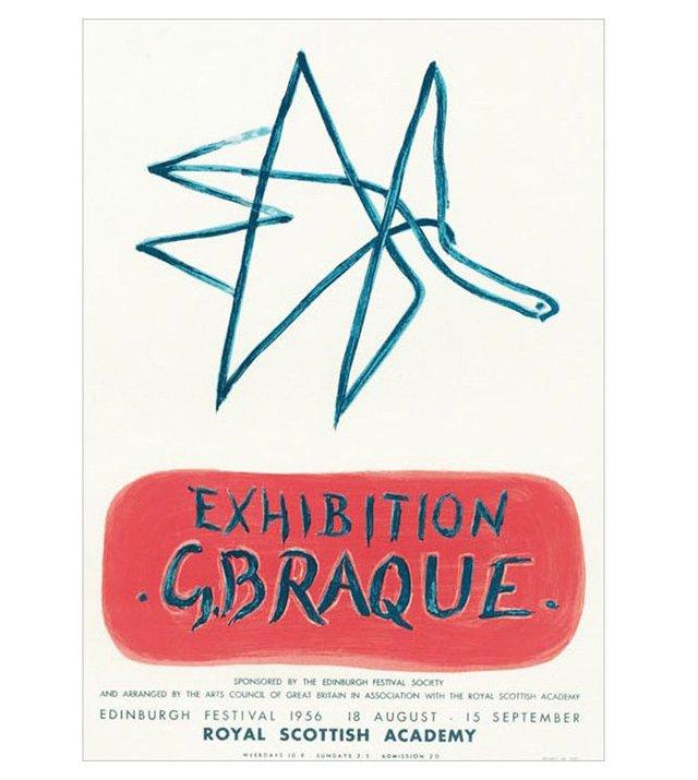 Braque, Royal Scottish Academy Edinburgh
