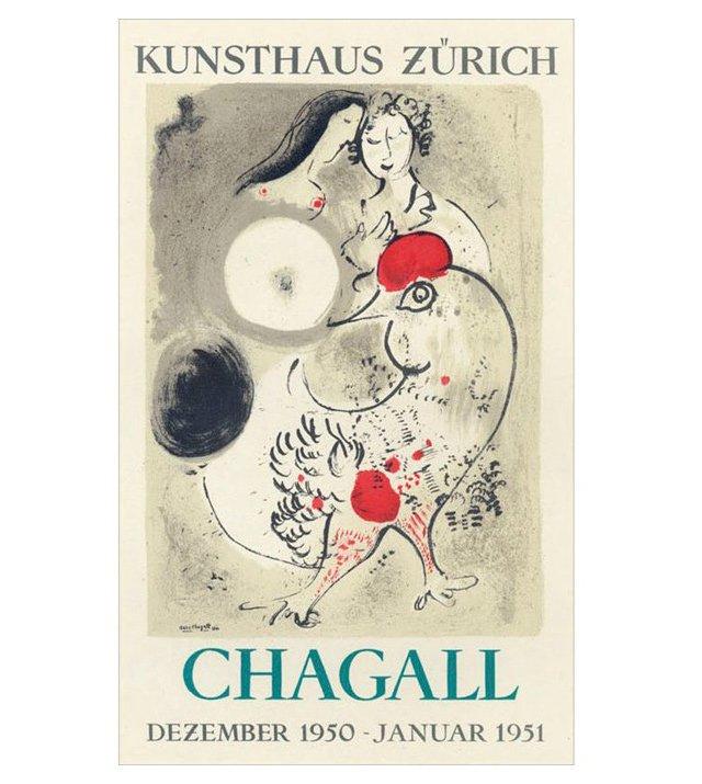 Marc Chagall, Kunsthaus, Zurich