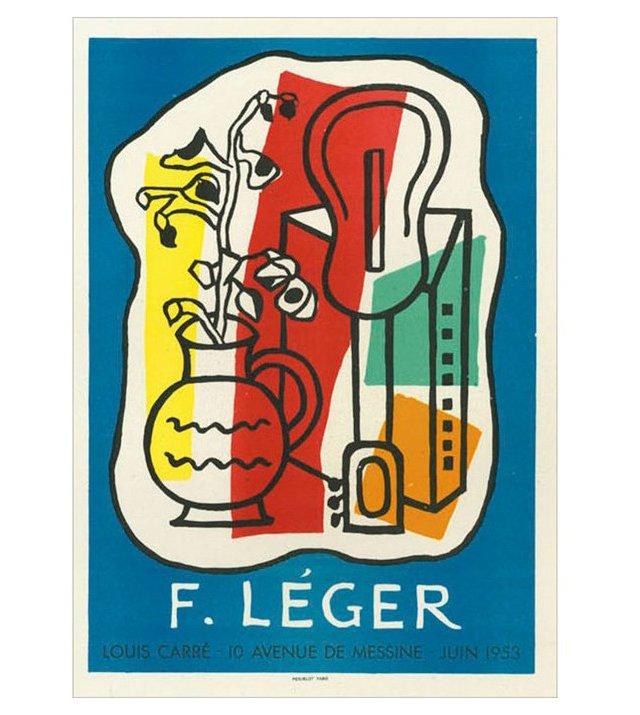 Fernand Léger, Galerie Louis Carré