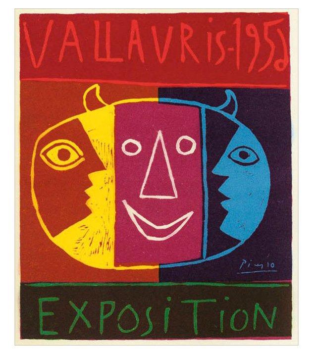 Pablo Picasso, Exposition Vallauris VII