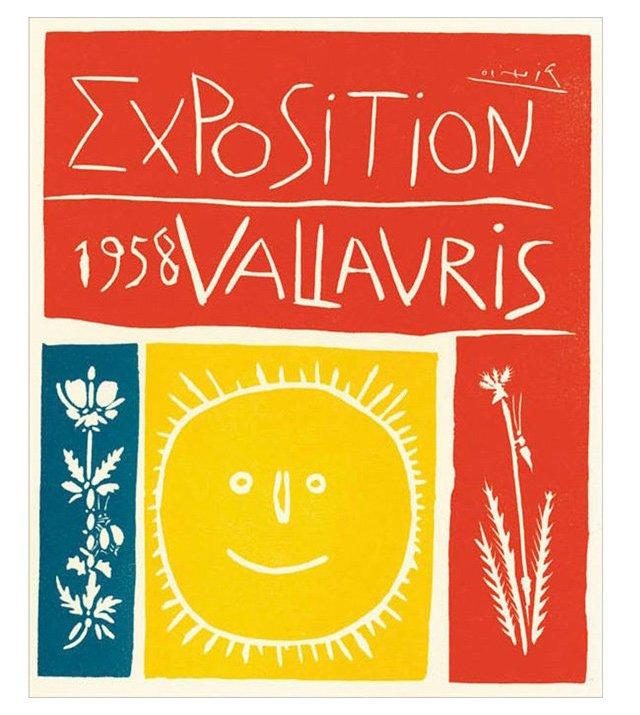 Pablo Picasso, Exposition Vallauris IX