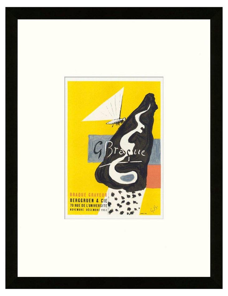 Georges Braque, Berggruen & Cie, Paris