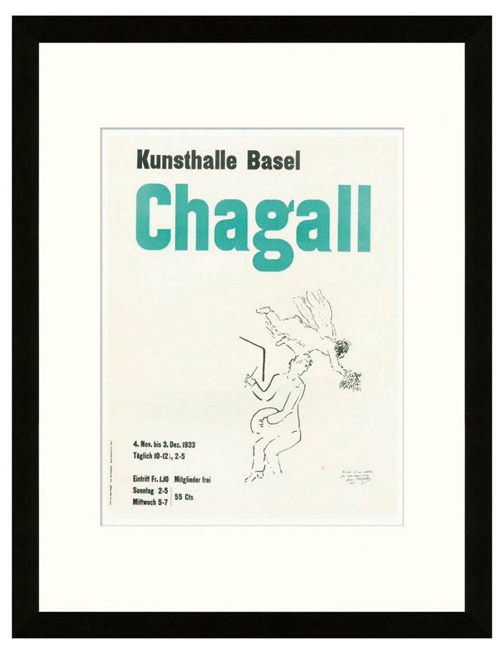 Marc Chagall, Kunsthalle, Basel