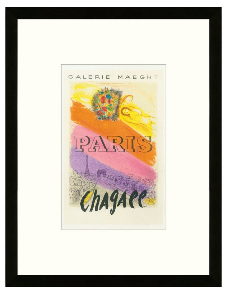 Chagall, Galerie Maeght II, Paris