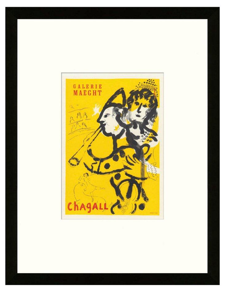 Marc Chagall, Galerie Maeght III, Paris